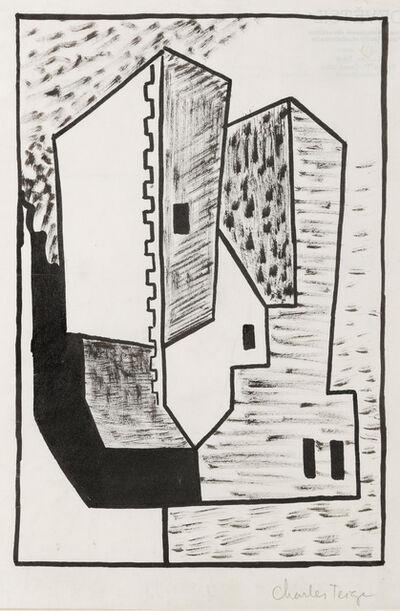 Karel Teige, 'Paysage', 1923