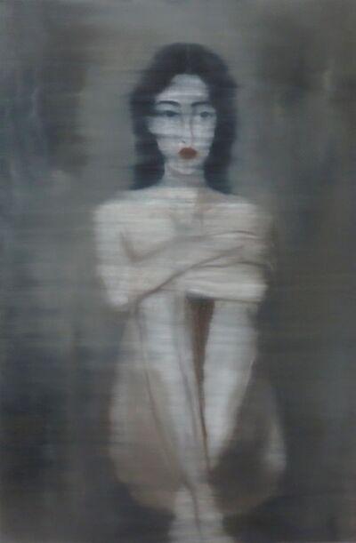 Lulwa Al-Khalifa, 'Submerged (diptych)', 2018