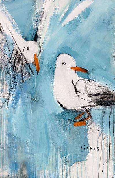 Anthony Lister, 'Seagulls #2', 2021