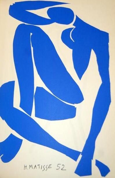 Henri Matisse, 'Nus Bleus XI', 1958