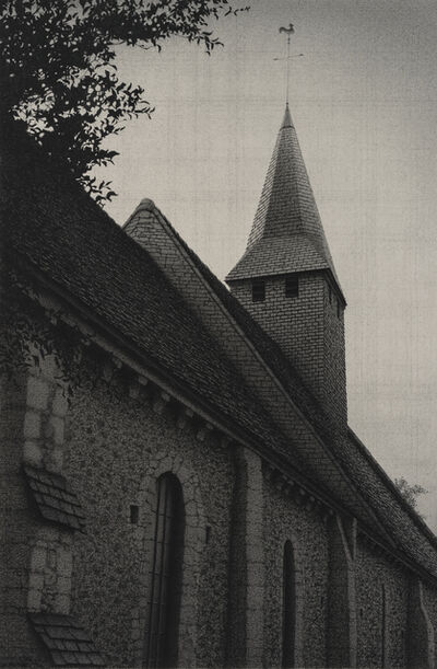 Anthony Mitri, 'Chapelle 3, Normandy, France', 2012