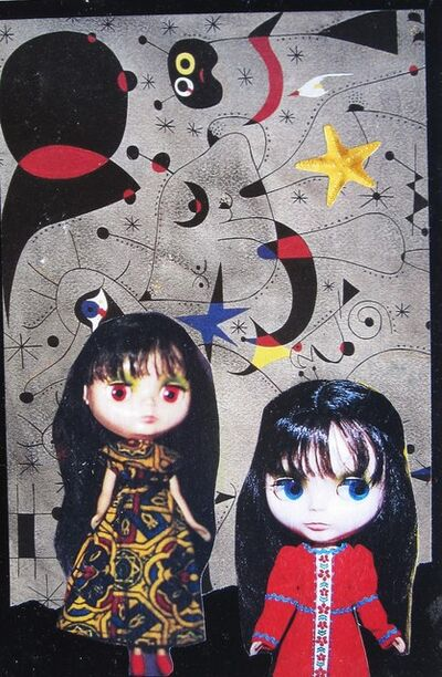 Zoa Ace, 'Blythe After Dark', 2017