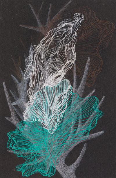 Resa Blatman, 'Small Coral Drawing 11', 2018