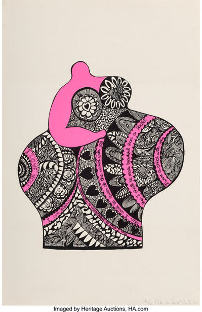 Niki de Saint Phalle, 'Nana', 1968