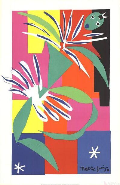 Henri Matisse, 'Creole Dancer', 1984