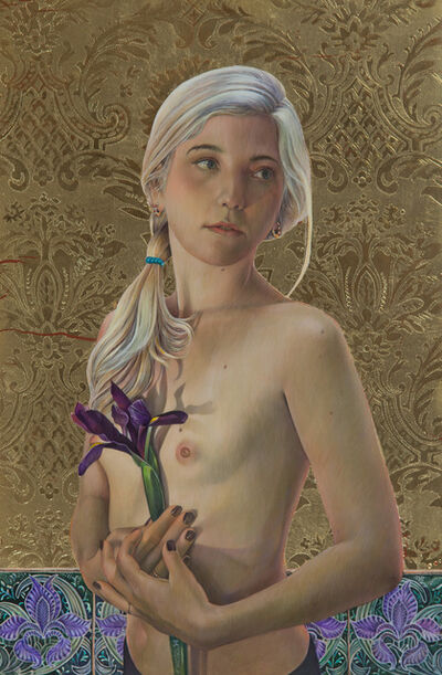Fred Wessel, 'Iris Revivited', 2014