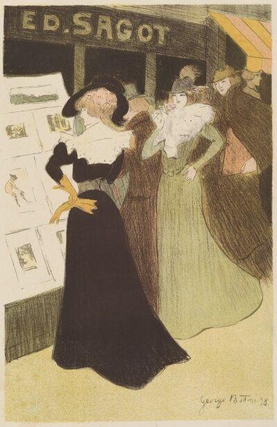 Georges Bottini, 'The Sagot Address', 1898