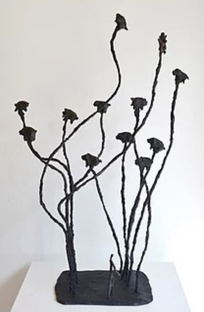 Won Lee, 'Pigs Forest', ca. 2011