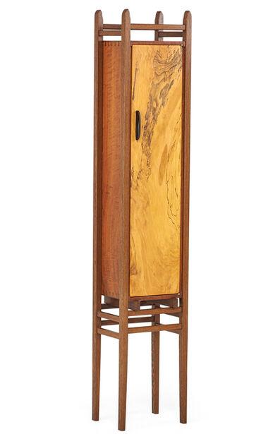 John Hein, 'John Hein Craft Cabinet', late 20th c.