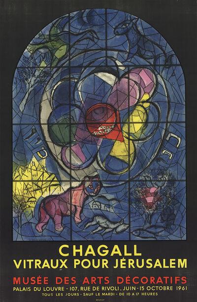 Marc Chagall, 'Tribe of Benjamin', 1961