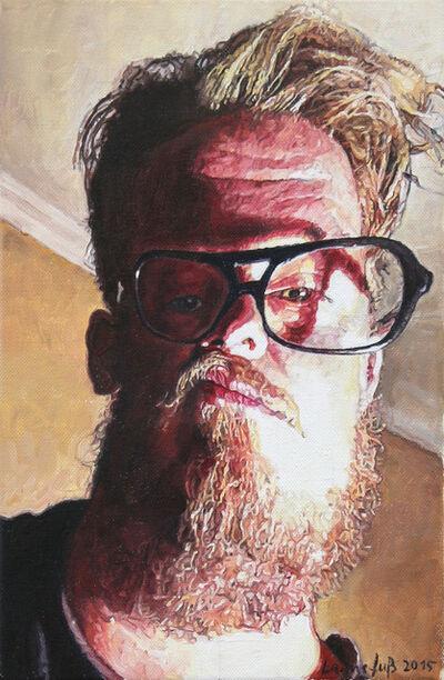 Ulrich Lamsfuss, 'Selfie', 2015