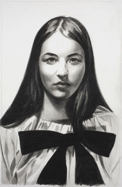Mercedes Helnwein, 'Alanna', 2009