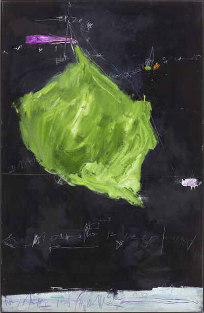 Kikuo Saito, 'Moor's Rock', 1993