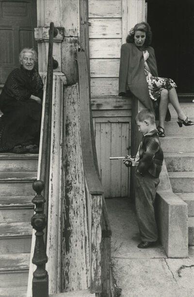 Henri Cartier-Bresson, 'San Francisco', 1946