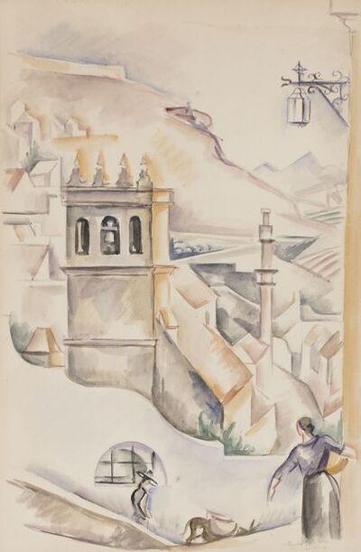 André Lhote, 'Ronda', 1923