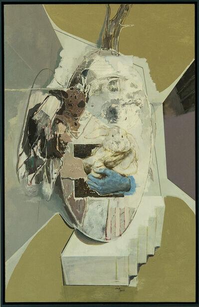 Changlong Li, 'Blue Chain', 2017