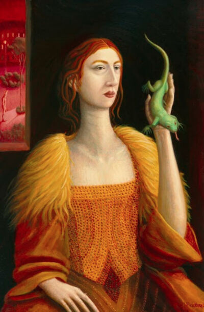 Helen Flockhart, 'Demeter and Aras', 2020