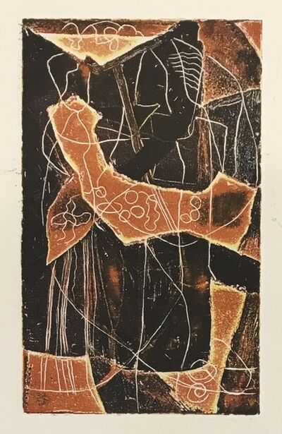 Maltby Sykes, 'Images', 1950-1970