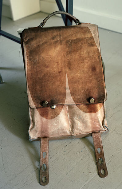 Lucas Blalock, 'Boob bag', 2014