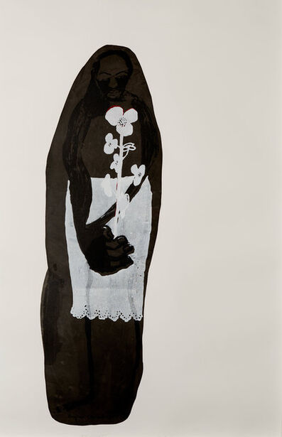 Virginia Chihota, 'The root of the flower we do not know (mudzi weruva ratisingazive)', 2014