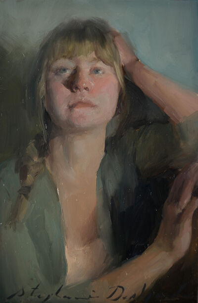 Stephanie Deshpande, 'Lost In Thought', 2021