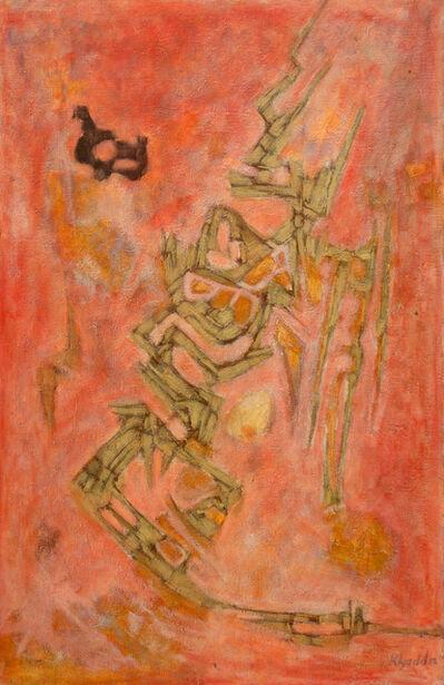 Mohammed Khadda, 'Composition', N/A