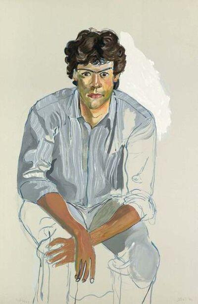 Alice Neel, 'The Youth (John Cheim)', 1982