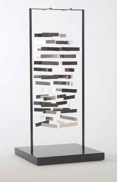 Julio Le Parc, 'Mobile Rectangle Dans L'Espace - Ed 60 ', ca. 1967 -2009