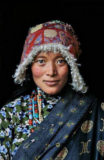 Steve McCurry, 'Tibet Woman', 2001
