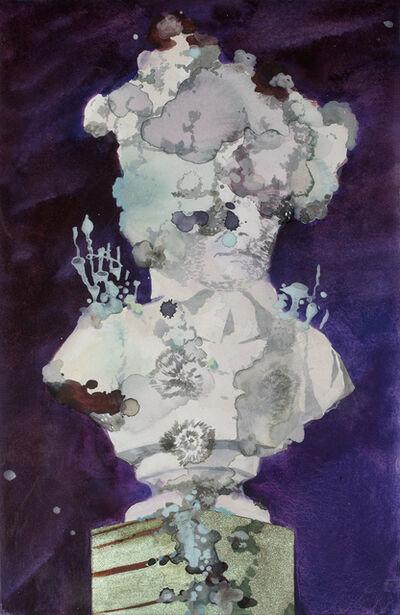 Kati Immonen, 'Monument: Cup lichen', 2020