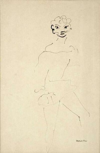 Leonor Fini, 'Cat Dancer', 1956