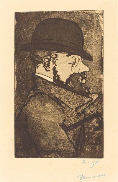 Charles Maurin, 'Henri de Toulouse-Lautrec', 1890