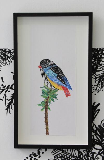 Chourouk Hriech, 'Les oiseaux dans ma tête #9', 2020