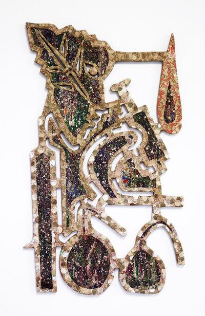 Meschac Gaba, 'Peinture sculpture Médecine', 1994