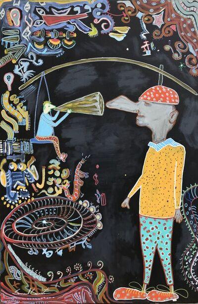 Samuel Caixeta, 'A Essência da Personalidade', 2018