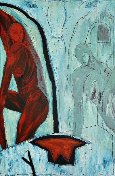 Humberto Castro, 'Forever Acuarios', 1990