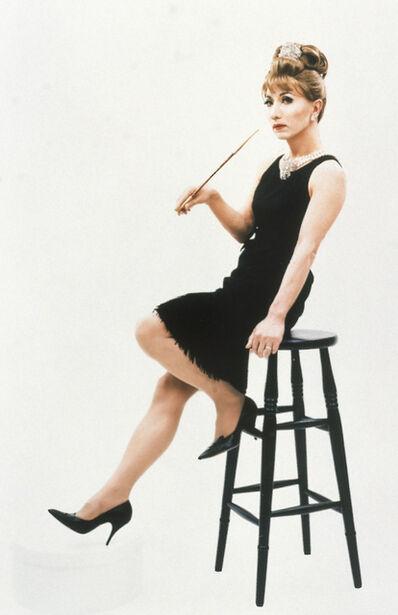 Yasumasa Morimura, 'Self-Portrait (Actress) / After Audrey Hepburn 2', 1996