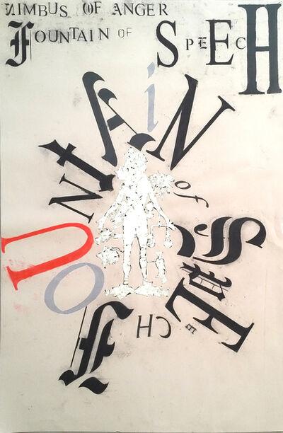 Lesley Dill, 'Nimbus', 2010