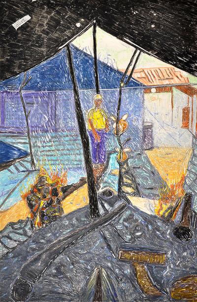 Rafael Ferrer, 'La Barbacoa I', 1996