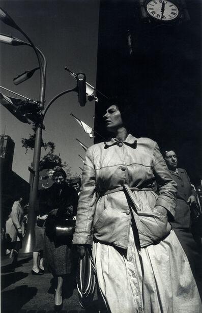 Harry Callahan, 'Chicago', 1961