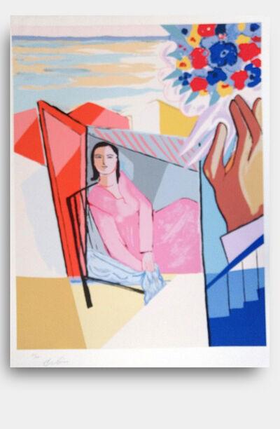 Cícero Dias, 'Bouquet', 1959