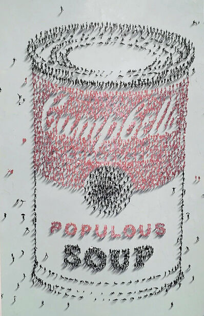 Craig Alan, 'Populous Soup', 2018
