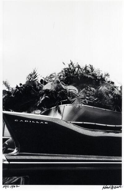 Robert Frank, 'N.Y.C. 1962 (1958 Cadillac Hearse)', 1962