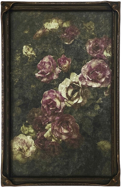 Wendi Schneider, 'A Bough of Roses', 2020