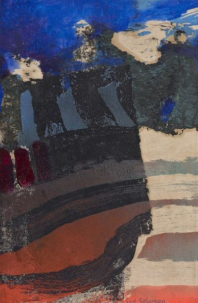 Syd Solomon, 'Elementa 2', 1964