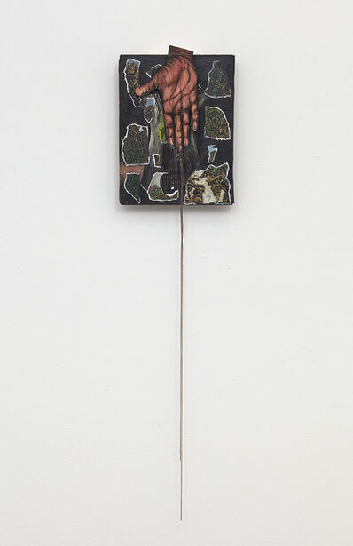 Sarah Cromarty, 'Things Fall Apart', 2016