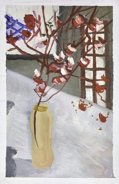 Gimena Macri, 'Naturaleza muerta [florero]', 2018