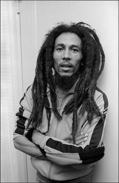 Allan Tannenbaum, 'Bob Marley Portrait', 1979