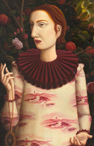 Helen Flockhart, 'Lover's Eye', 2018