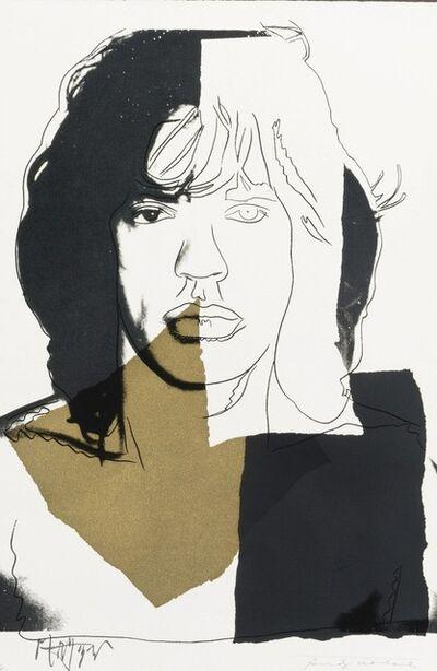 Andy Warhol, 'Mick Jagger (FS II.146)', 1975